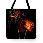 Independence Day  Tote Bag by Saija  Lehtonen