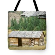 Independence Ghost Town Tote Bag
