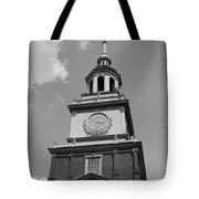 Independence Hall Tote Bag