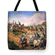 Independence Of Brazil Tote Bag