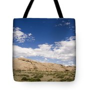 Independence Rock Wy Tote Bag