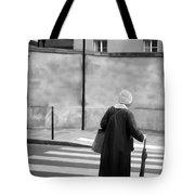 Independence - Street Crosswalk - Woman Tote Bag