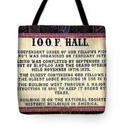 Independent Order Tote Bag