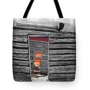 Independent Sunset Tote Bag