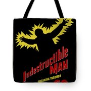 Indestructible Birthday Card Tote Bag