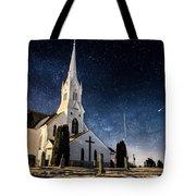 Indherred Church Tote Bag