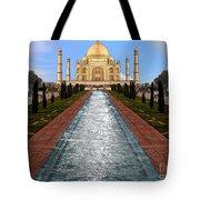 India 5 Tote Bag