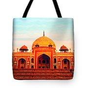 India 7 Tote Bag