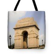 India Gate, New Delhi, India Tote Bag