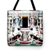 India Religion Tote Bag