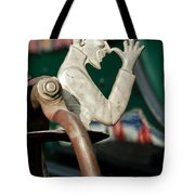 Indian  Chopper Ornament 2 Tote Bag