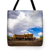 Indian City Tote Bag