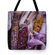Indian Corn Harvest Tote Bag