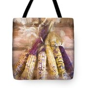 Indian Corn Painterly Effect Tote Bag