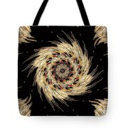 Indian Dance Tote Bag