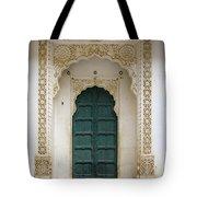 Indian Doorway Tote Bag