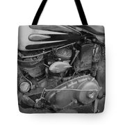 Indian Engine Tote Bag