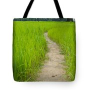Indian Farm Tote Bag