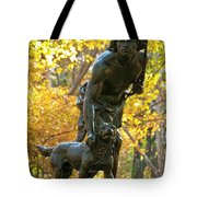 Indian Hunter Tote Bag