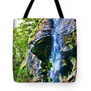 Indian Ladder Falls 2 Tote Bag
