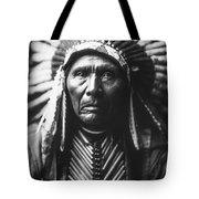 Indian Of North America Circa 1905 Tote Bag