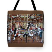 Indian Pony Tote Bag