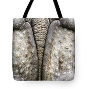 Indian Rhinoceros Tail Tote Bag