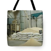 Indian Rice Mill Tote Bag