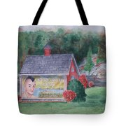 Indian Valley Farm Tote Bag
