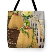 Indian Wedding Decor 5 Tote Bag