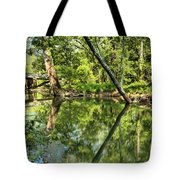 Indiana Reflections Tote Bag