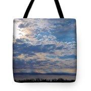 Indiana Sunrise Tote Bag