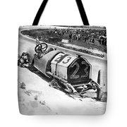 Indianapolis 500, 1912 Tote Bag