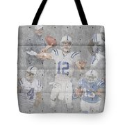 Indianapolis Colts Team Tote Bag