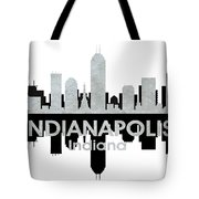 Indianapolis In 4 Tote Bag