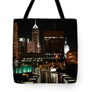 Indianapolis Indiana Tote Bag