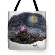Indigo Night Tote Bag