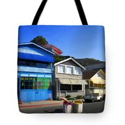 Individualism Tote Bag