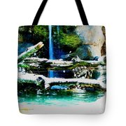 Indoor Nature Tote Bag