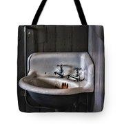 Indoor Plumbing Tote Bag