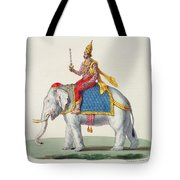 Indra Or Devendra, From Linde Tote Bag