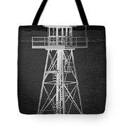 Industrial Alcatraz Tote Bag