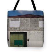 Industrial Building Tote Bag