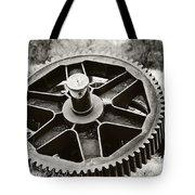 Industrial Gear Tote Bag