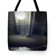 Industrial Interior Tote Bag