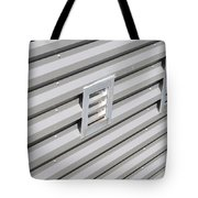 Industrial Photography - Silver Lining By Sharon Cummings Tote Bag
