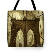 Industrial Spiders Tote Bag