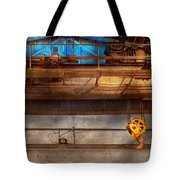 Industrial - The Gantry Crane Tote Bag