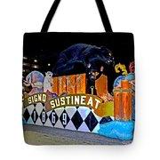 Infant Mystics Emblem Tote Bag