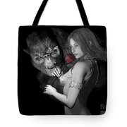 Infatuated  Roses Tote Bag